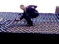Dach-Beschichtung-airless-beschichtung